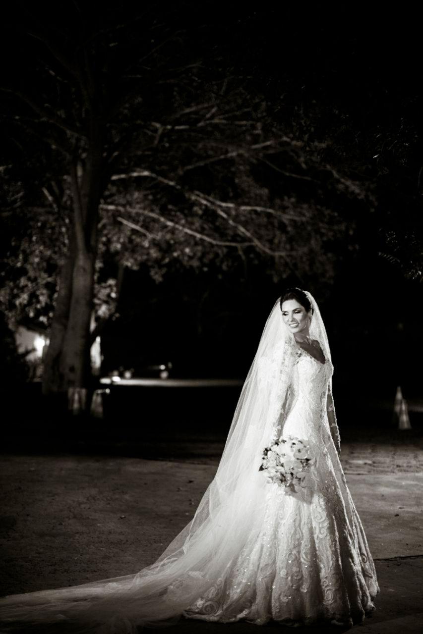 Vestido de noiva - Junior Santaella