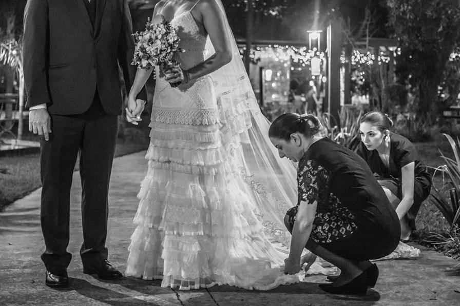 Vestido de noiva - Yolan Cris